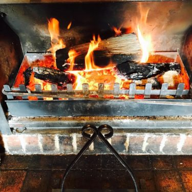 Warm Winter Fire | The Hub Cafe, Bathurst